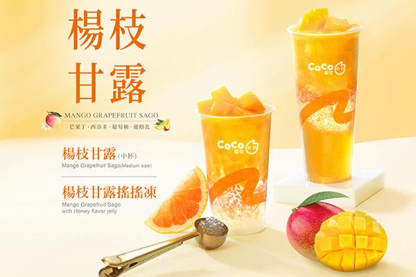 CoCo杨枝甘露系列(图1)